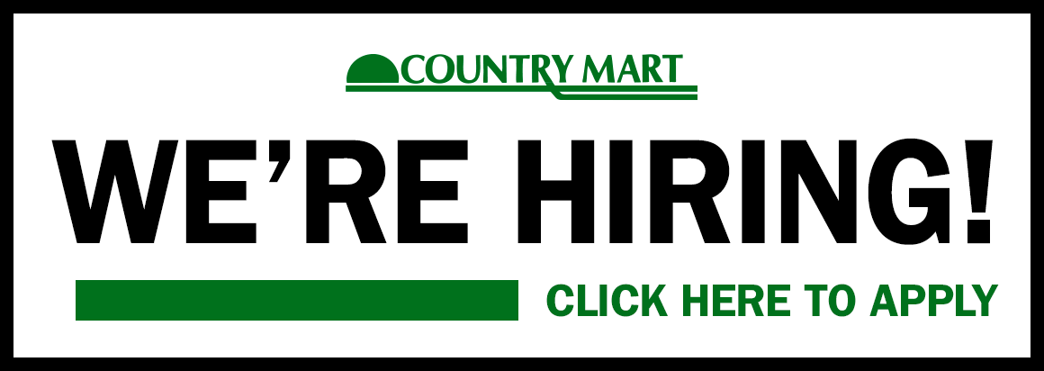 Country Mart Employment