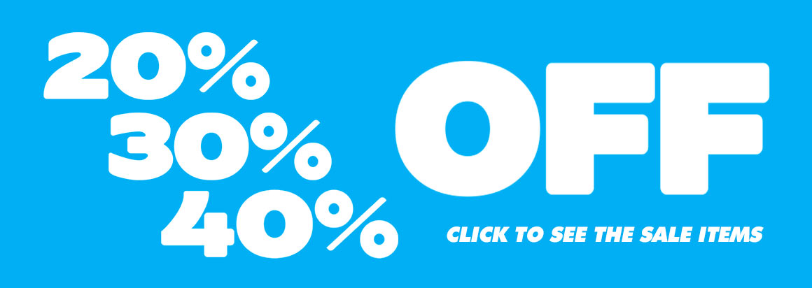 Savings Up To 40% Off!